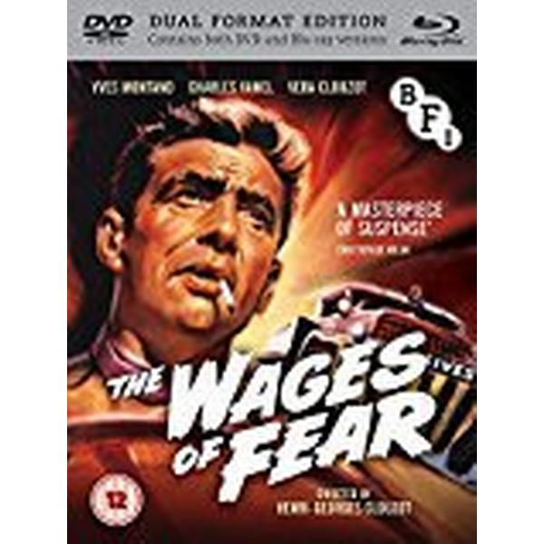 The Wages of Fear (Limited Edition Dual Format) [DVD] [1953]